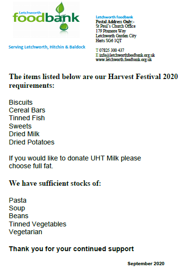 Foodbank shortages2
